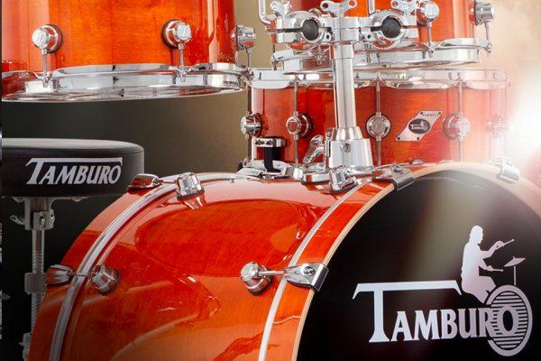 Tamburo-Drums-Formula-player-series-cherry-gloss