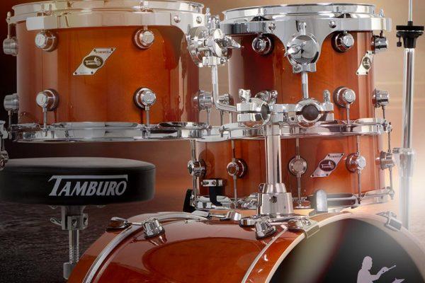 Tamburo-Drums-Formula-player-series-light brown