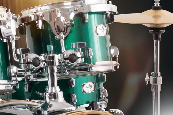 tamburo-drums-t5-player-series-green
